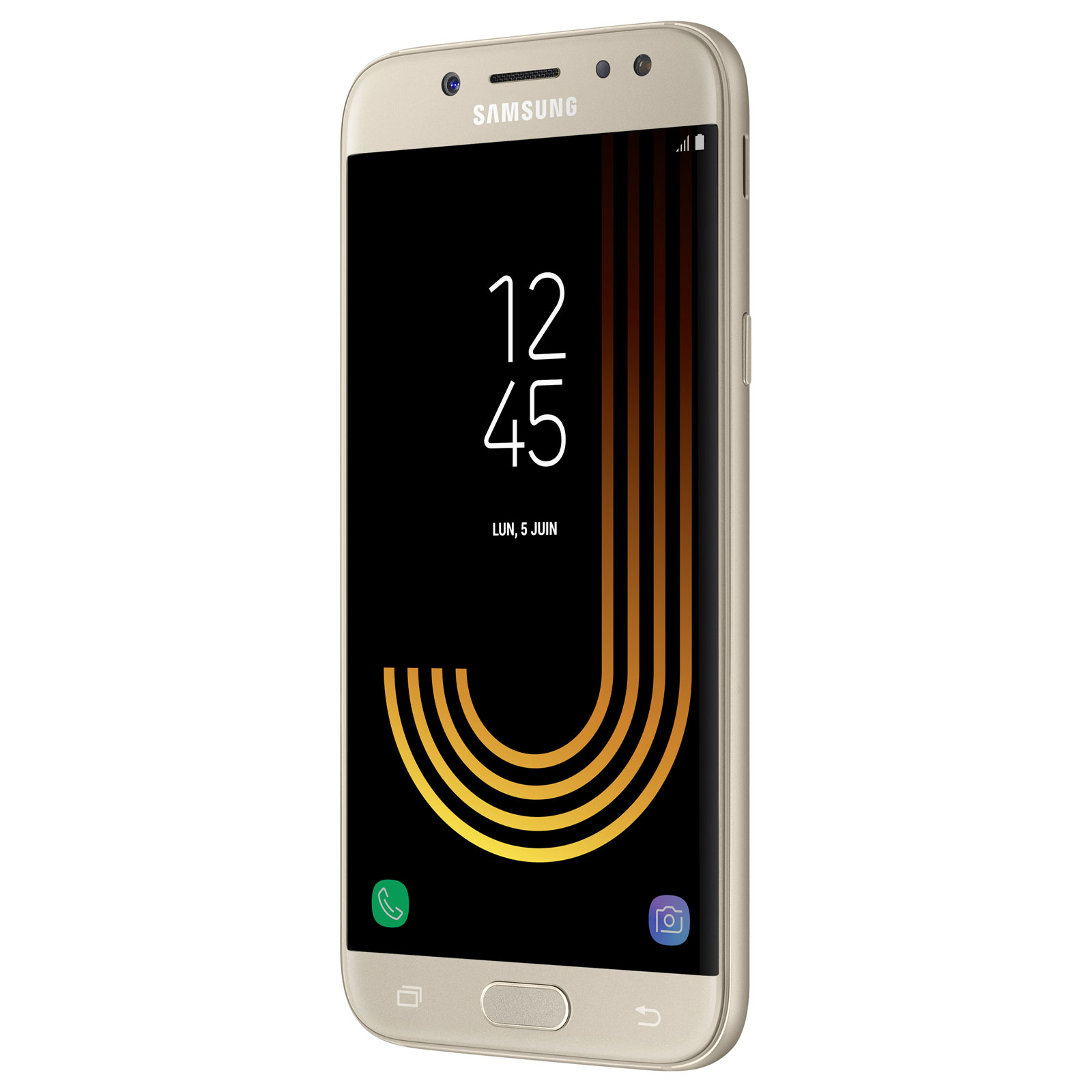 Samsung Galaxy J5 (2017) 16Go J530 Gold (SM-J530FZDAXEF) - Achat / Vente Téléphonie sur Cybertek.fr - 3