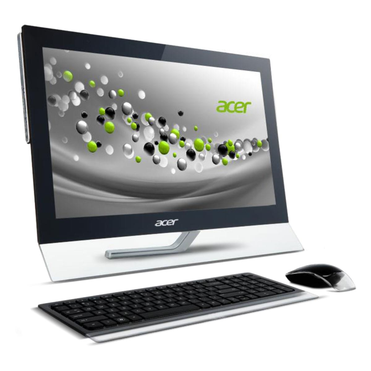 Acer Aspire A5600U-002B (DQ.SMKEF.002) - Achat / Vente All-In-One PC sur Cybertek.fr - 0