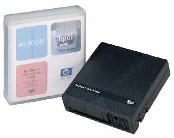 No Name Cartouche DLT Tape IV 40/80Go - 0