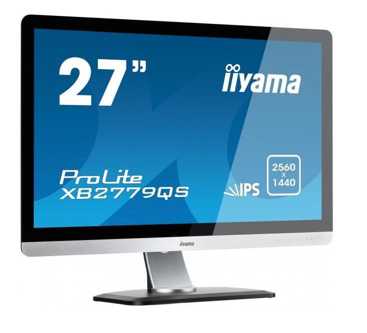 """Iiyama 27""""  XB2779QS-S1 - Ecran PC Iiyama - Cybertek.fr - 0"""