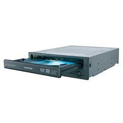 image produit Sony/Samsung/LG/LiteOn/Hitachi SATA DVD+/-RW 16X DL Noir Cybertek