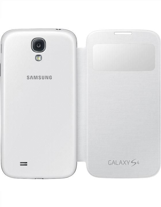 Samsung S View Cover Galaxy S4 White (EF-CI950BWEGWW **) - Achat / Vente Accessoire téléphonie sur Cybertek.fr - 0