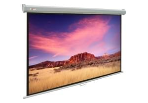 "Ecran de projection Electrique 100"" (254cm) 4:3 - Ecran de projection No Name - 0"