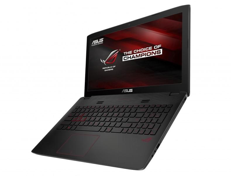 Asus Asus GL552VW-DM225T  (90NB09I3-M02530) - Achat / Vente PC Portable sur Cybertek.fr - 0