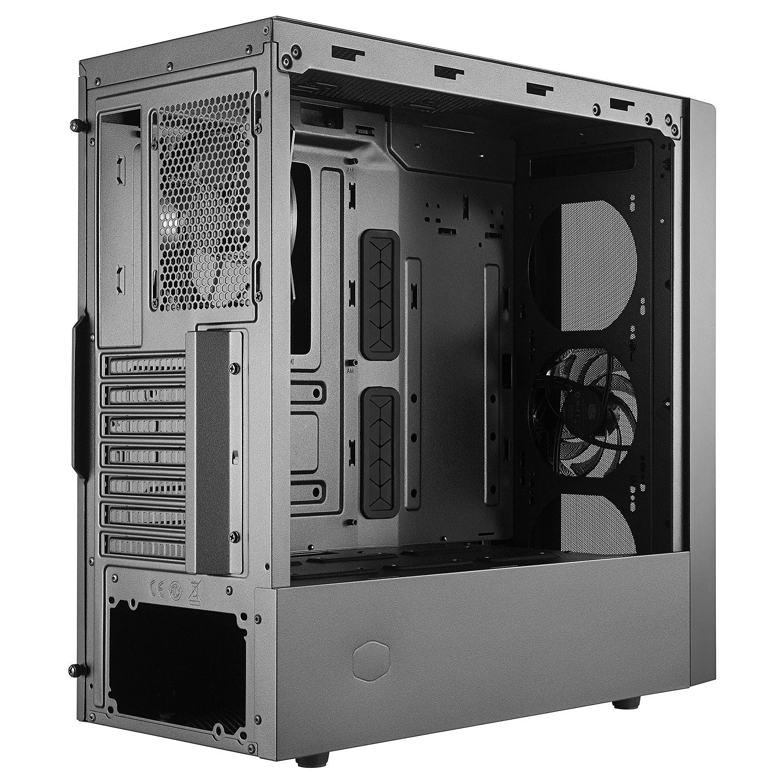 Cooler Master MasterBox NR600 MCB-NR600-KGNN-S00 Noir - Boîtier PC - 3