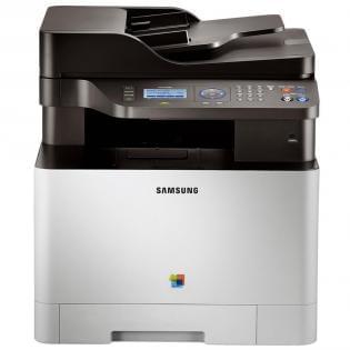 Samsung CLX-4195N (Laser Couleur Reseau Mono-passe) (CLX-4195N/SEE) - Achat / Vente Imprimante Multifonction sur Cybertek.fr - 0