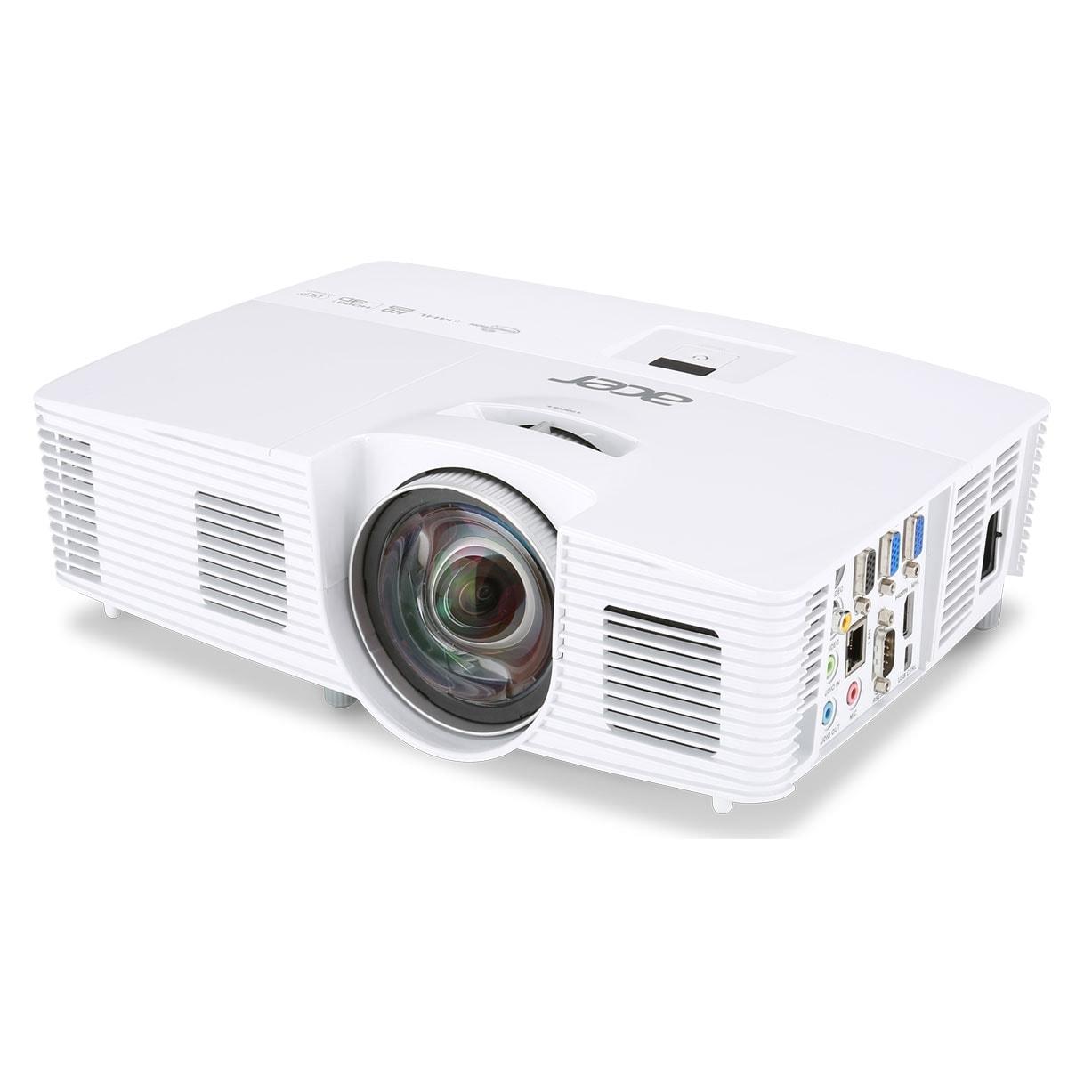Acer S1383WHne (MR.JK211.001) - Achat / Vente Vidéoprojecteur sur Cybertek.fr - 0