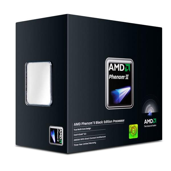 AMD Phenom II X2 560 Black Ed. - 3.3GHz - Processeur AMD - 0