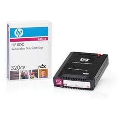 Cybertek Consommable stockage HP Support de Stockage RDX - 320 Go/ 640 Go