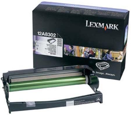 Bloc photoconducteur 12A8302 E232/330/332 pour imprimante Laser Lexmark - 0