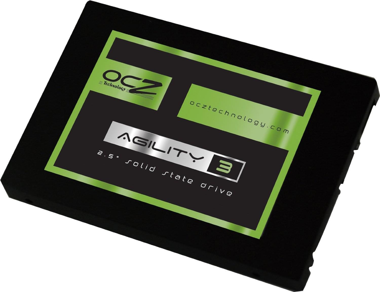 "OCZ 60Go SSD Agility 3 AGT3-25SAT3-60G SATA 300 (AGT3-25SAT3-60G) - Achat / Vente Disque dur interne 2.5"" sur Cybertek.fr - 0"