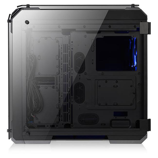 Thermaltake View 71 Tempered Glass RGB Noir - Boîtier PC - 2