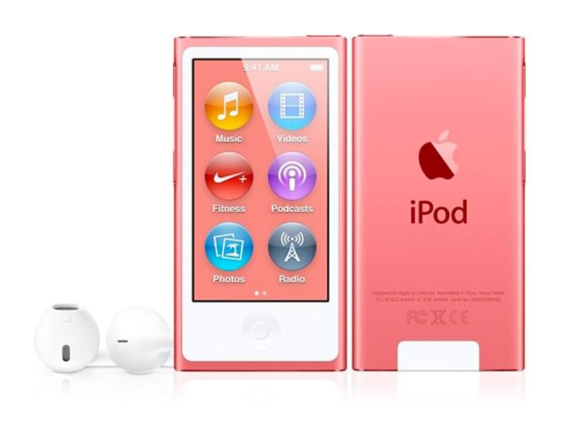 Apple iPod nano 16 Go Rose - Serveur NAS Apple - Cybertek.fr - 0