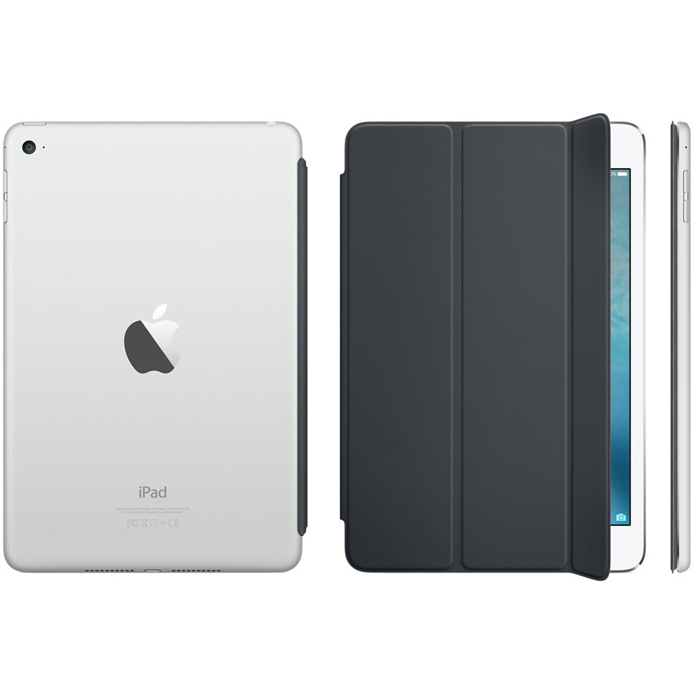Smart cover pour iPad mini 4 Gris Anthracite - 3
