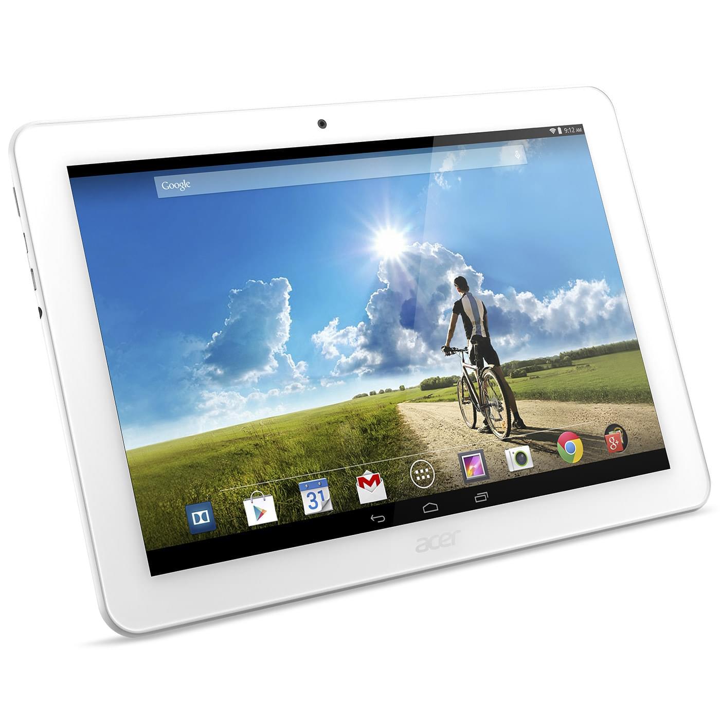 Acer Iconia A3-A20-K7NL (NT.L5FEE.003) - Achat / Vente Tablette Tactile sur Cybertek.fr - 0