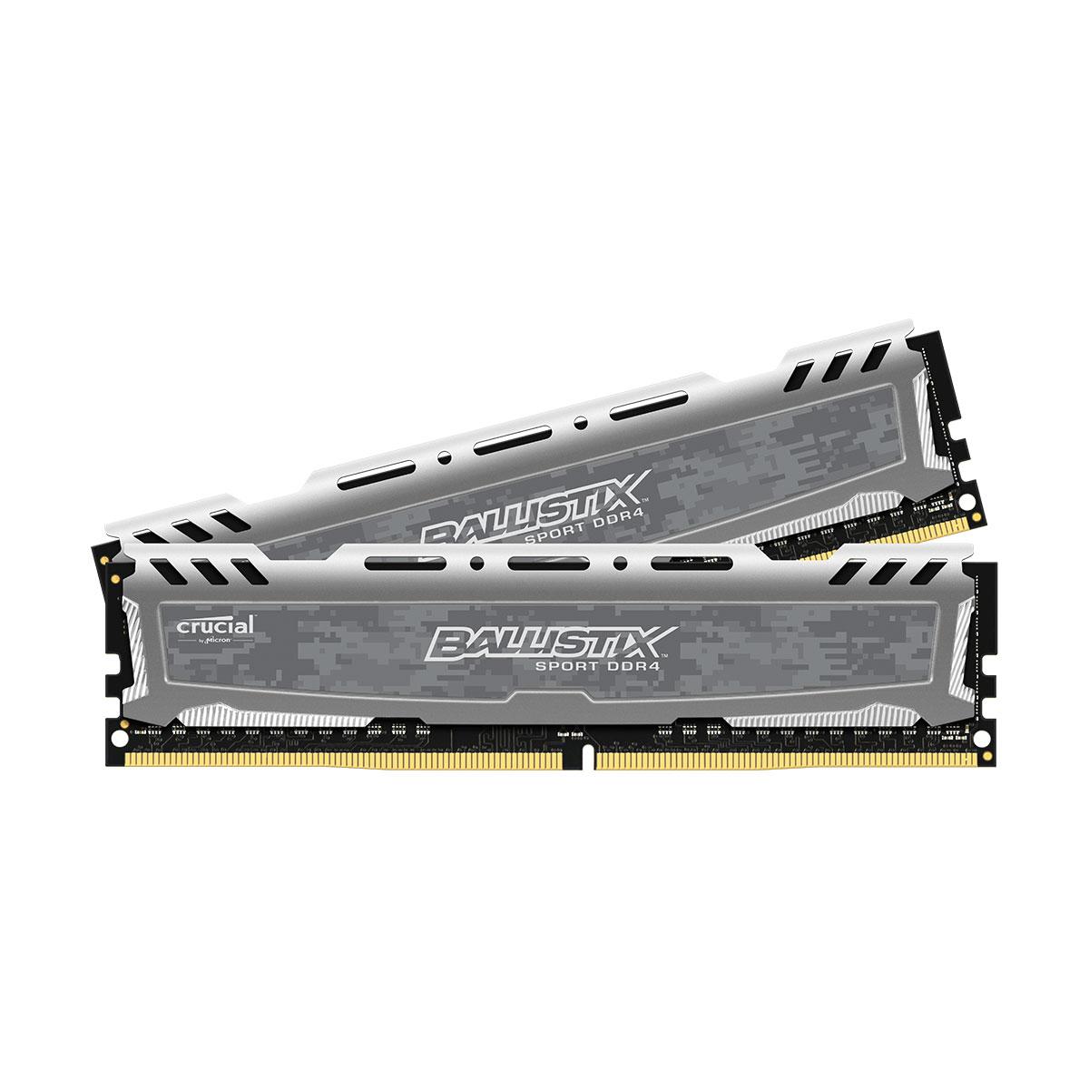 Ballistix BLS2C8G4D26BFSB  16Go DDR4 2666MHz - Mémoire PC - 0