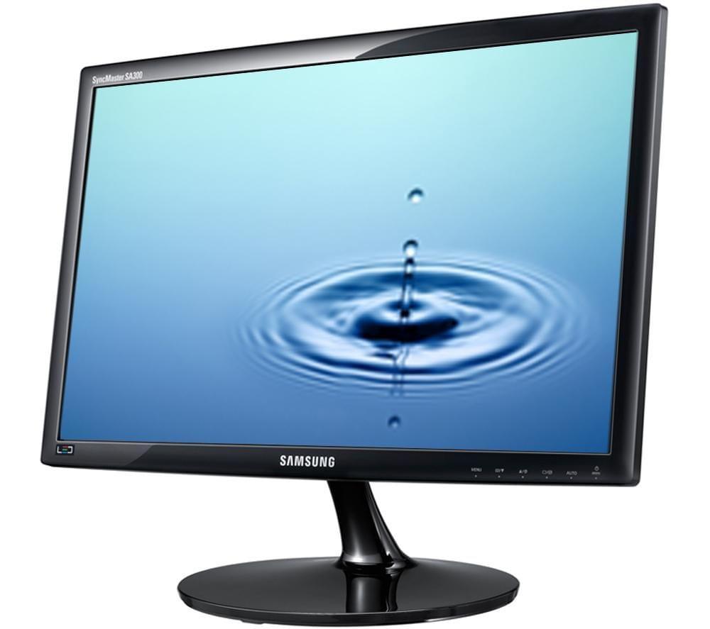 Samsung S19A300N (LS19A300NS/EN) - Achat / Vente Ecran PC sur Cybertek.fr - 0