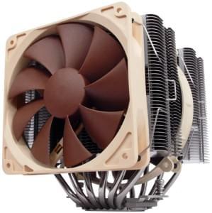Noctua NH-D14 (NH-D14 soldé) - Achat / Vente Ventilateur CPU sur Cybertek.fr - 0