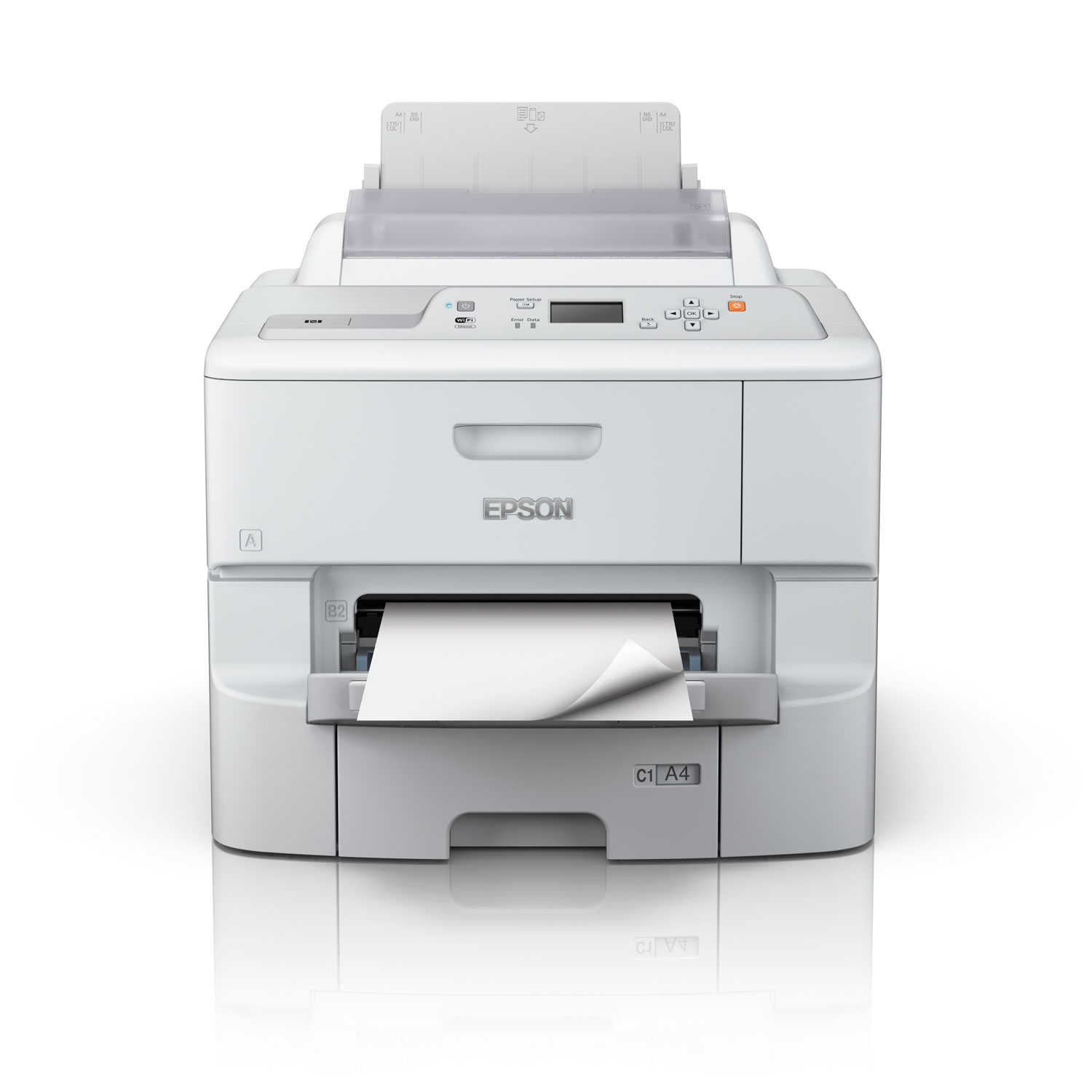 Epson WorkForce Pro WF-6090DW (C11CD47301) - Achat / Vente Imprimante sur Cybertek.fr - 0