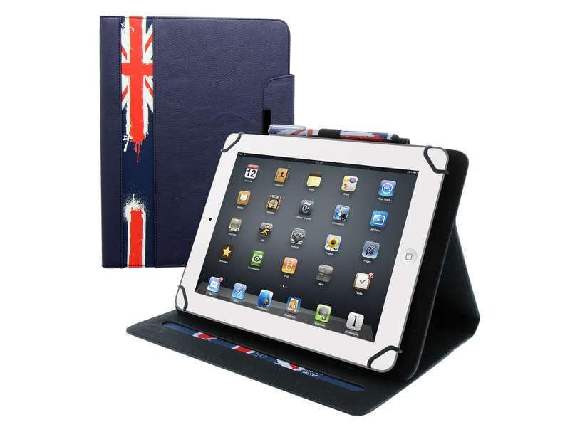 """T'nB Bundle Folio LONDON (Etui universel 10""""+Stylet) (BUNTABLD) - Achat / Vente Accessoire Tablette sur Cybertek.fr - 0"""