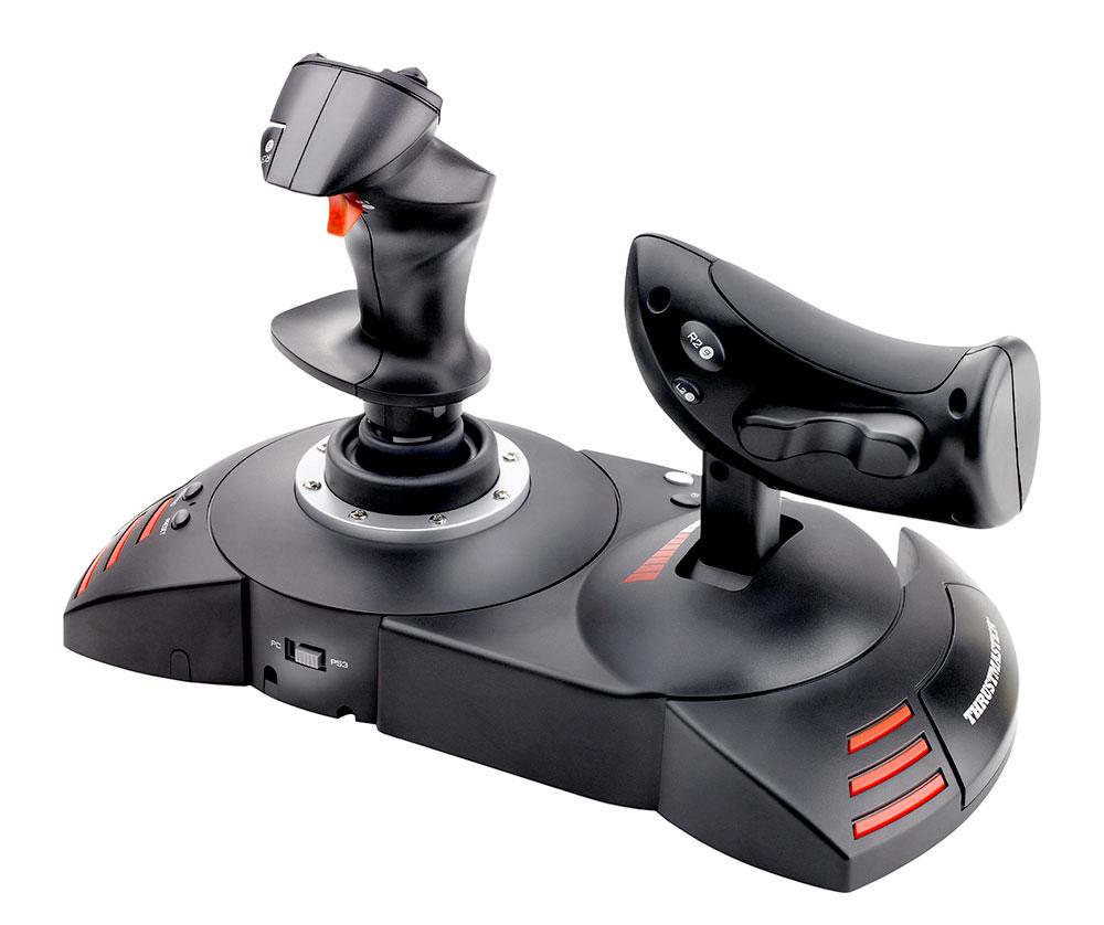 ThrustMaster T.Flight Hotas X Full Kit - Périphérique de jeu - 3