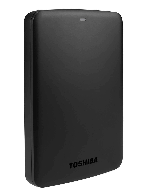 "Toshiba 1To 2""1/2 USB3.0 Canvio Basics Noir (HDTB310EK3AA) - Achat / Vente Disque dur Externe sur Cybertek.fr - 0"