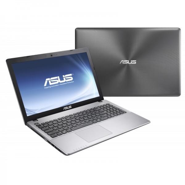 Asus X555LA-XO1113H Noir (90NB0652-M16780) - Achat / Vente PC portable sur Cybertek.fr - 0