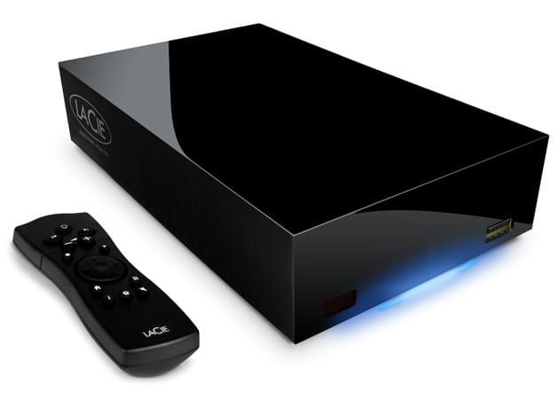 LaCie LaCinema Classic HD (301864EK) - Achat / Vente Offre groupée sur Cybertek.fr - 0