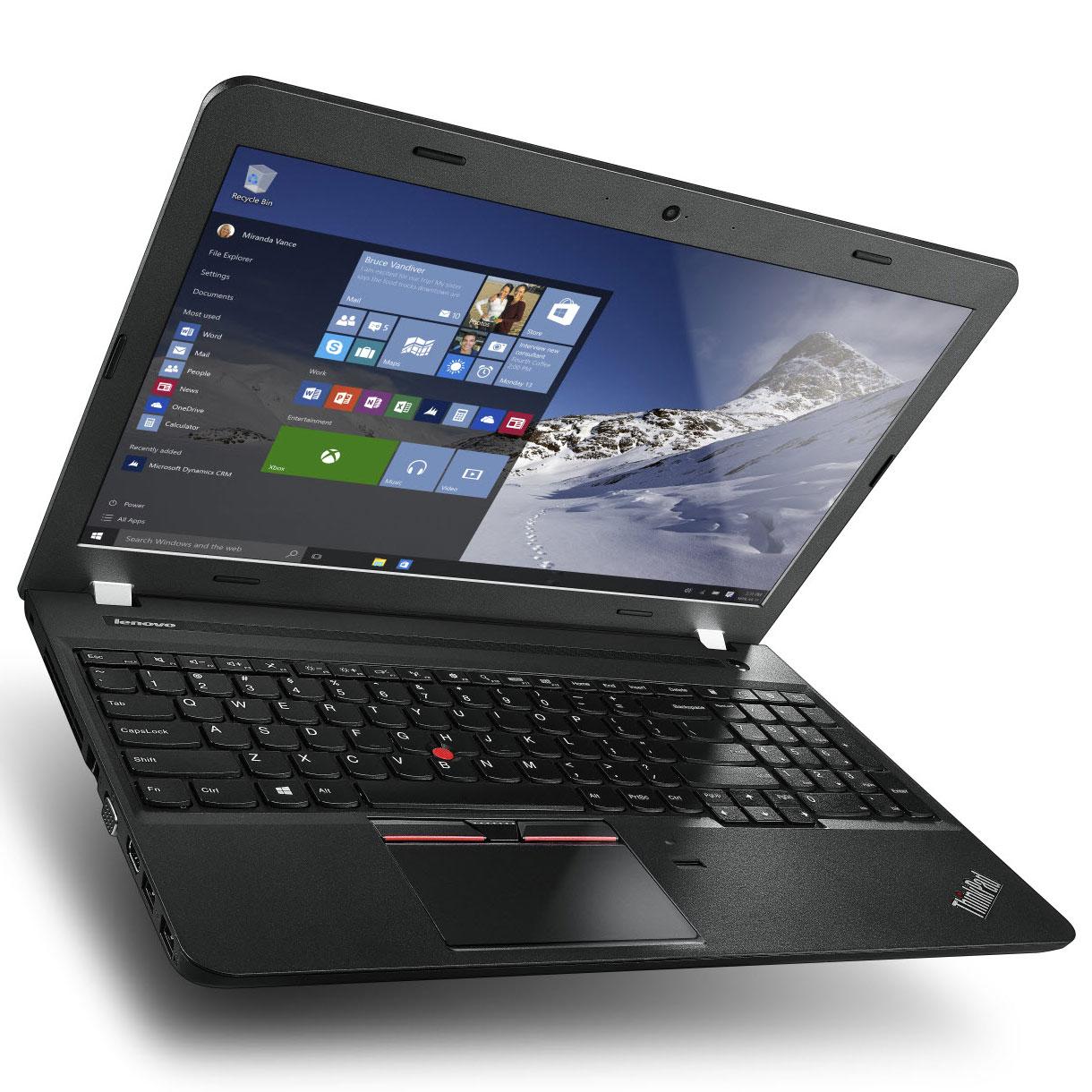 Lenovo E560 20EV000UFR (20EV000UFR) - Achat / Vente PC Portable sur Cybertek.fr - 1