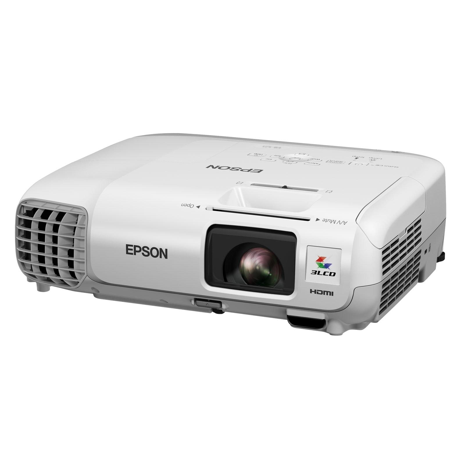Epson EB-S27 (V11H694040) - Achat / Vente Vidéoprojecteur sur Cybertek.fr - 0