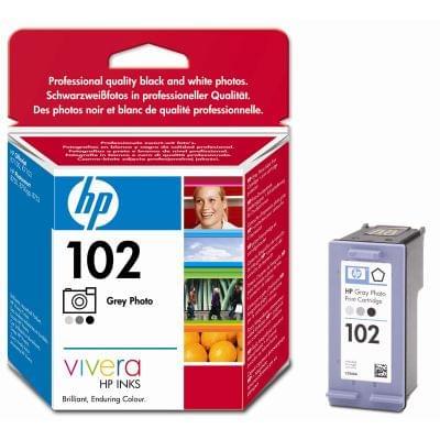 Cartouche N°102 - C9360AE pour imprimante Jet d'encre HP - 0
