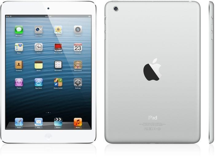 Apple iPad Mini 16Go WiFi + Cellular Blanc (MD543FD/A) - Achat / Vente Tablette tactile sur Cybertek.fr - 0
