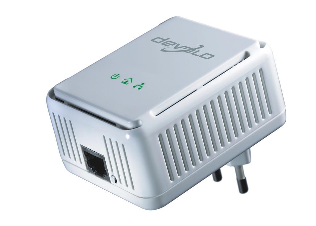 Devolo 1448 dLan 200 AVmini (200Mb) (1448) - Achat / Vente Adaptateur CPL sur Cybertek.fr - 0