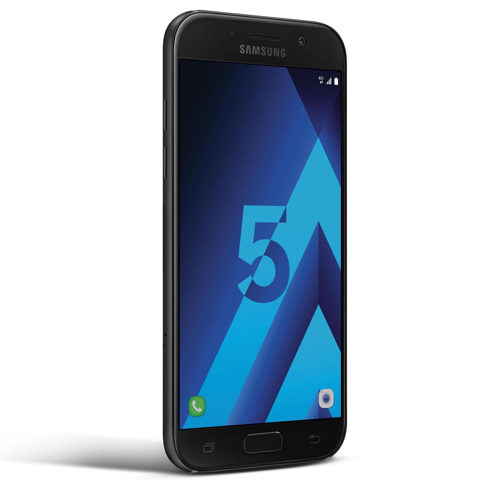 Samsung Galaxy A5 (2017) Noir - Téléphonie Samsung - Cybertek.fr - 3