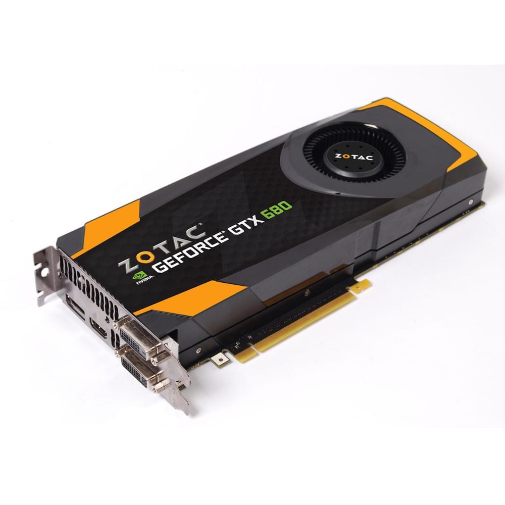 ZOTAC  -  - carte Graphique PC - GPU  - 0