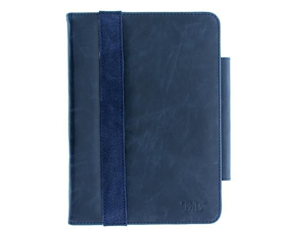 """T'nB Bobber Etui Folio universel 10"""" Simili-cuir Bleu (UTABFOLBL10 soldé) - Achat / Vente Accessoire Tablette sur Cybertek.fr - 0"""