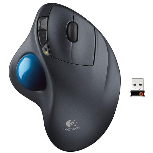 Logitech Wireless Trackball M570 - Souris PC Logitech - 0