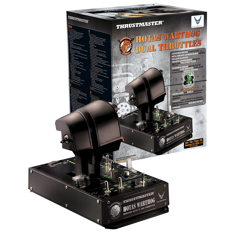 ThrustMaster HOTAS Warthog Dual Throttle - Périphérique de jeu - 2