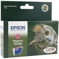 Consommable imprimante Epson Cartouche Magenta T0793