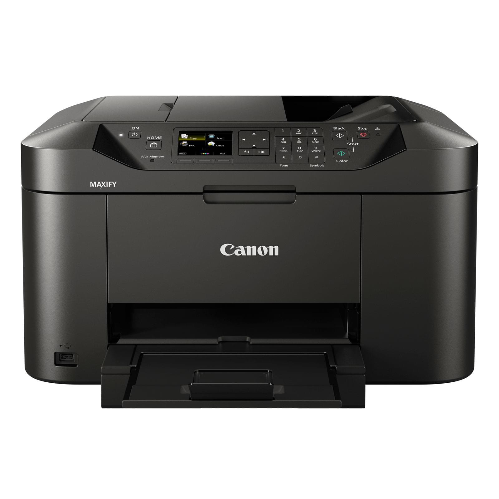 Canon MAXIFY MB2050 (9538B009) - Achat / Vente Imprimante multifonction sur Cybertek.fr - 0