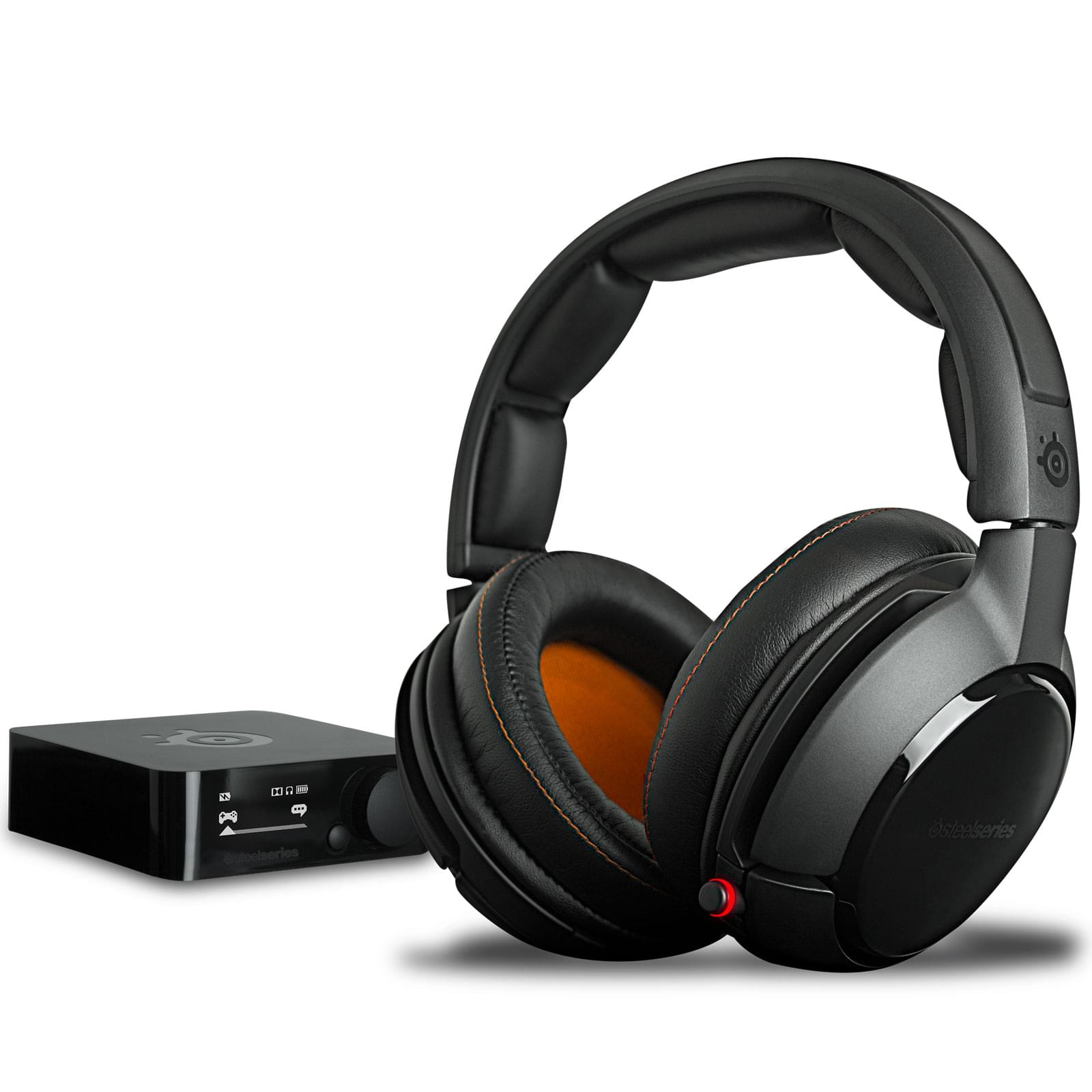 Steelseries H Wireless 7.1 (61298) - Achat / Vente Micro-casque sur Cybertek.fr - 0