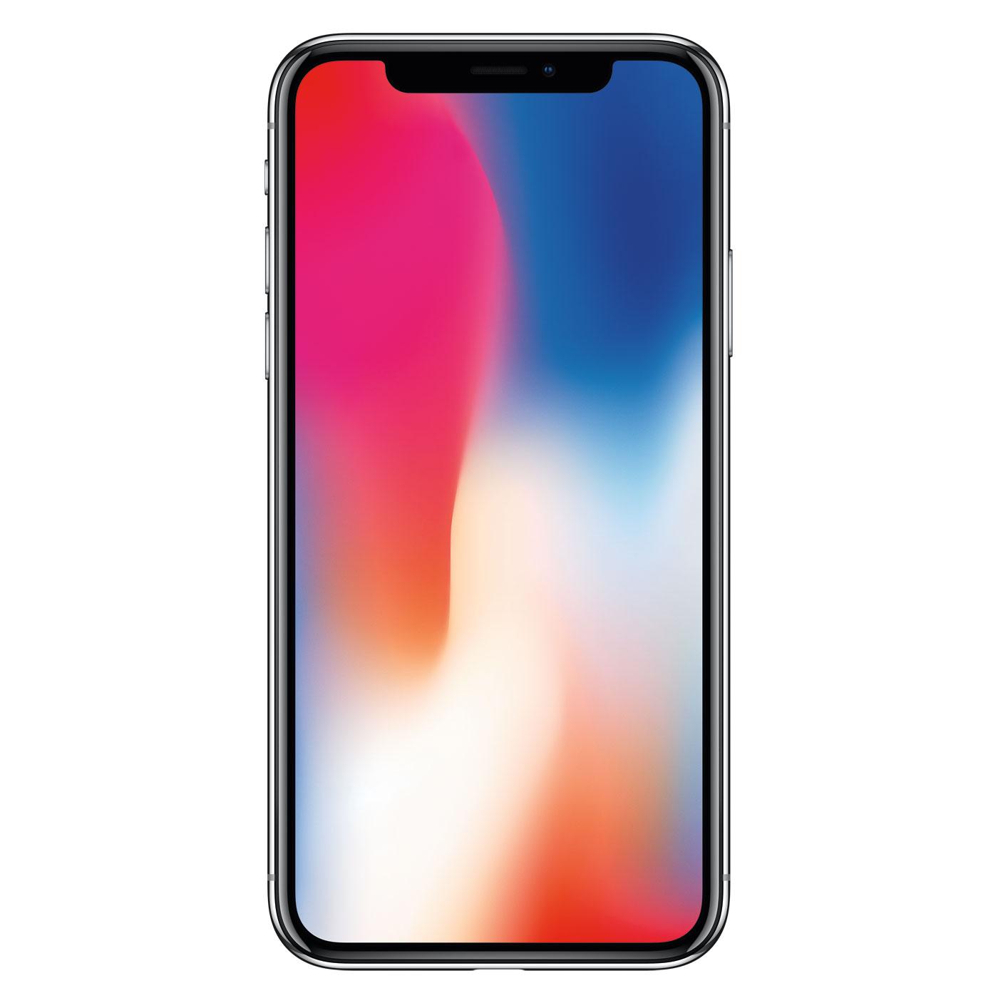 Apple iPhone X 256Go Argent - Téléphonie Apple - Cybertek.fr - 3