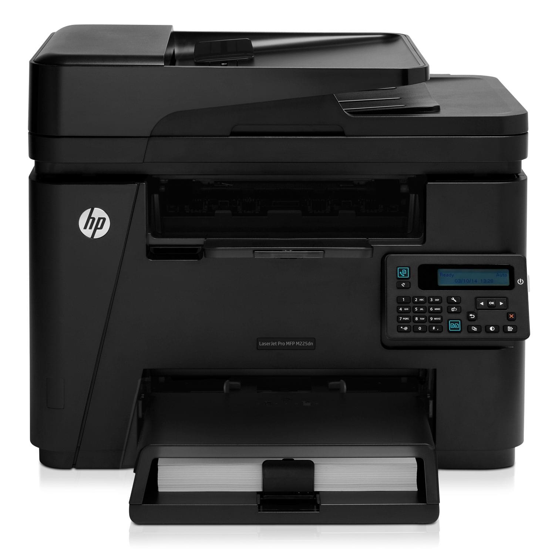 Imprimante multifonction HP LaserJet Pro MFP 225DN - Cybertek.fr - 0