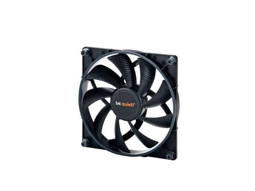 Be Quiet! Shadow Wings SW1 140mm PWM - Ventilateur boîtier - 0