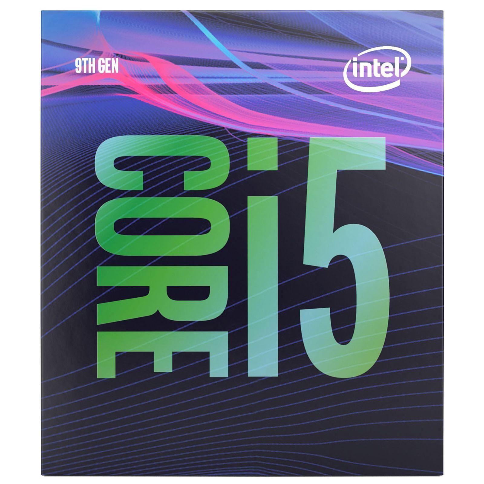 Intel Core i5-9400 - 2.9GHz - Processeur Intel - Cybertek.fr - 2