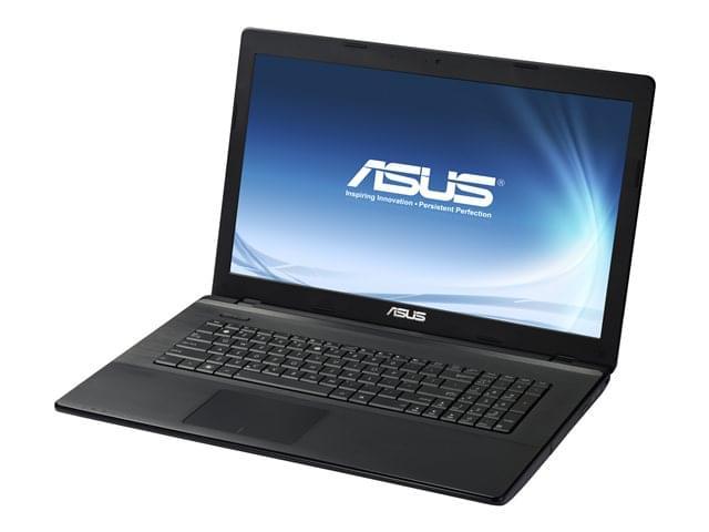 Asus X75VC-TY214P (X75VC-TY214P) - Achat / Vente PC Portable sur Cybertek.fr - 0