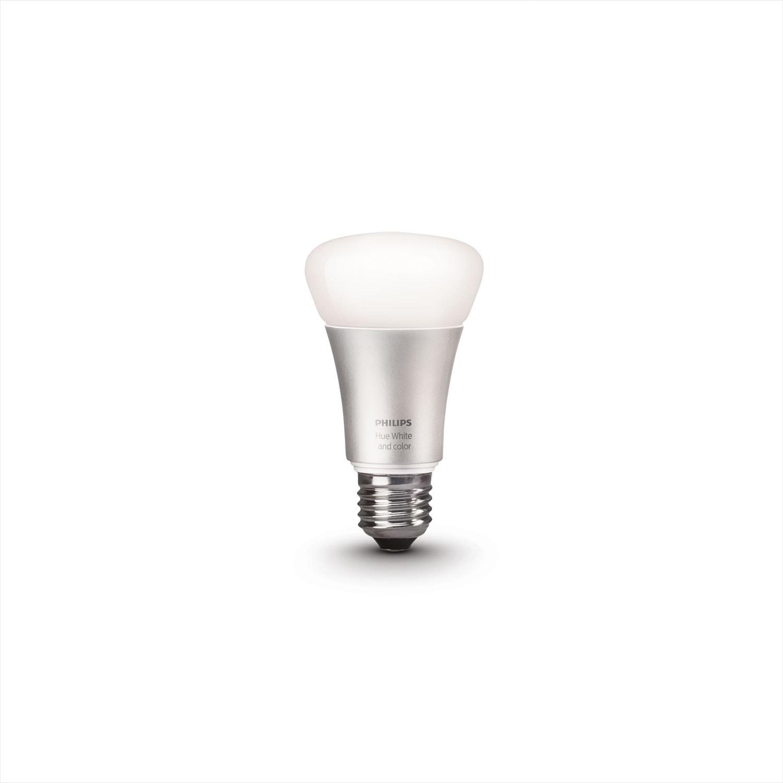 Philips HUE - Ampoule LED 10W A60 E27 (929001257303) - Achat / Vente Objet connecté / Domotique sur Cybertek.fr - 0