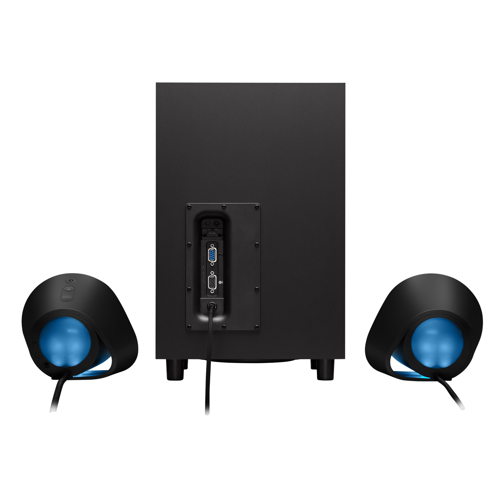 Logitech 2HP+Caisson  G560 LightSync Gaming Speakers - Enceinte PC Logitech - 1
