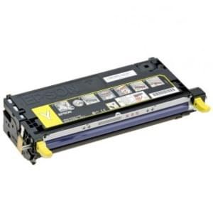 Toner Jaune C13S051128 5000p pour aculaser pour imprimante Laser Epson - 0
