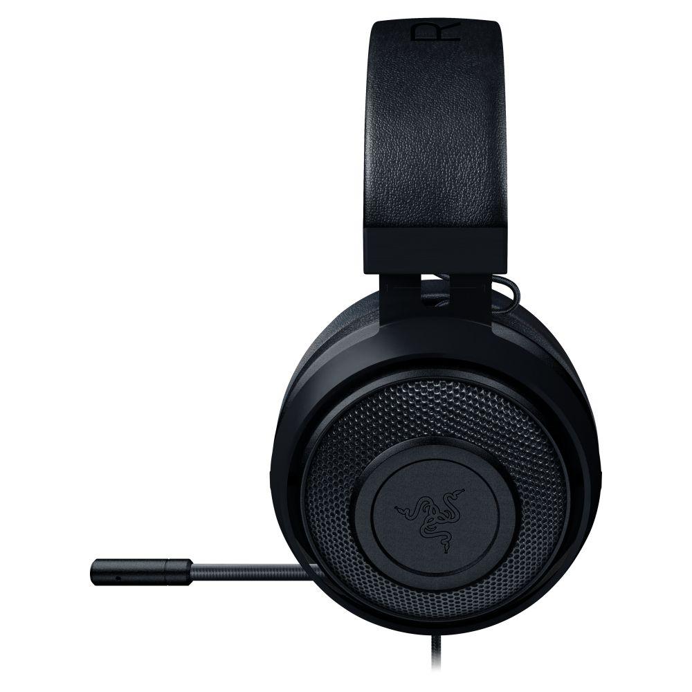 Razer Kraken PRO V2 OVAL Noir Stereo Noir - Micro-casque - 3